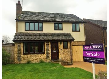 Thumbnail 4 bed detached house for sale in Morden Road, Wareham