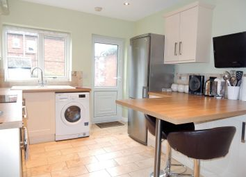 Thumbnail 2 bed semi-detached house for sale in West Street, Creswell, Worksop