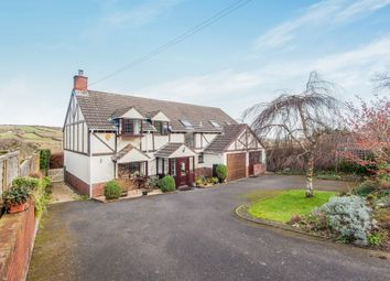 Thumbnail 5 bed detached house for sale in Foxdon Hill, Wadeford, Chard