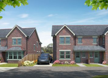 Thumbnail 4 bed detached house for sale in High Street, Shirrell Heath, Southampton