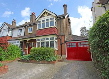 Thumbnail 5 bed semi-detached house for sale in Florence Road, Sanderstead, South Croydon