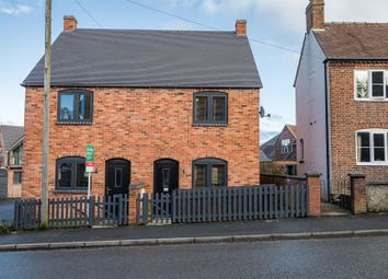 Thumbnail 3 bed semi-detached house for sale in Derby Road, Ashbourne