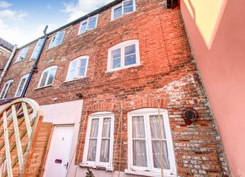 Thumbnail 1 bed terraced house for sale in St. Augustines Street, Norwich