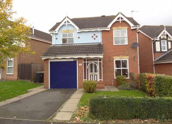 Thumbnail 4 bed detached house for sale in Eagle Drive, Sleaford