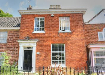 Thumbnail 3 bed town house for sale in High Street, Coltishall