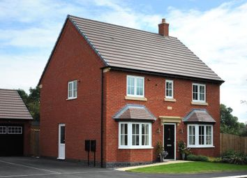 Thumbnail 4 bed detached house for sale in Loughborough Road, Rothley, Leicester