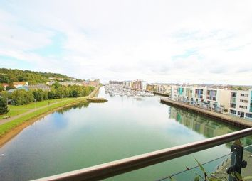 Thumbnail 2 bed flat to rent in Harbour Road, Portishead, Bristol