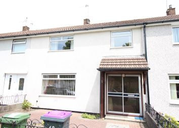 Thumbnail 3 bedroom terraced house to rent in North Road, Croesyceiliog, Cwmbran