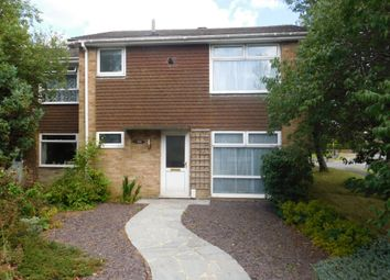 Thumbnail 3 bed end terrace house to rent in Rowan Road, Denvilles, Havant