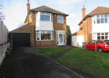 3 bed detached house for sale in Fairland Crescent, West Bridgford, Nottingham NG2