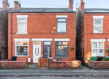 Thumbnail 2 bed terraced house for sale in Beech Road, Stockport