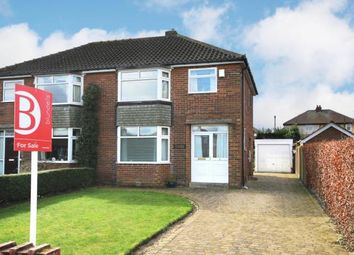 Thumbnail 3 bed semi-detached house for sale in Warde Aldam Crescent, Wickersley, Rotherham, South Yorkshire