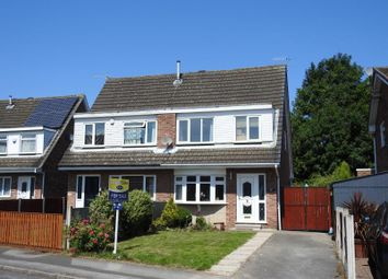 Thumbnail 3 bed semi-detached house for sale in Neston Drive, Bulwell, Nottingham, Nottinghamshire