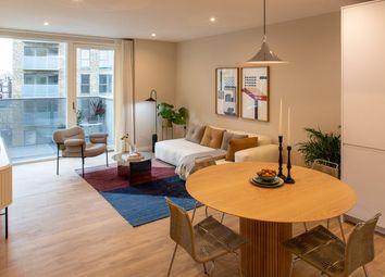 Thumbnail 2 bed flat for sale in 2.D.06 Ap1, Cedarwood Mansions, Deptford Landings, 121-123 Evelyn Street, London