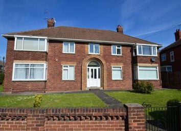 Thumbnail 2 bed flat for sale in Armthorpe Road, Doncaster
