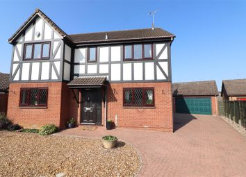 5 bed detached house for sale in Kensington Close, Rushden NN10