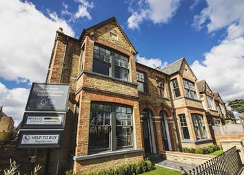 Thumbnail 1 bed flat for sale in St. Leonards Road, Windsor