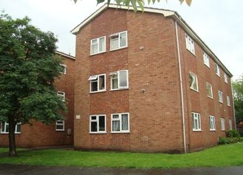 Thumbnail 1 bed flat to rent in Waterside Close, Loughborough