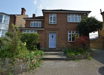 Thumbnail 5 bed terraced house for sale in Wrotham Road, Gravesend