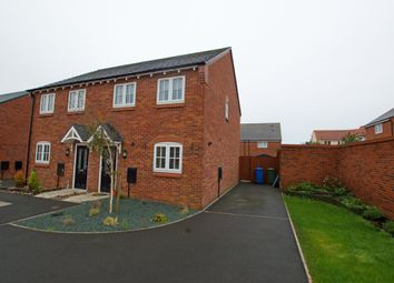 Thumbnail 3 bed semi-detached house for sale in Kempley Drive, Eastfield, Scarborough