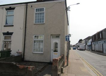 Thumbnail 2 bed terraced house to rent in Willingham St, Grimsby