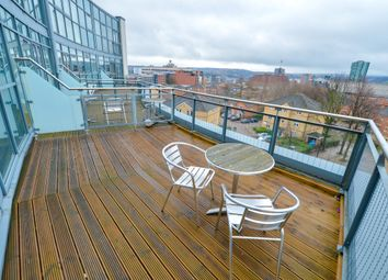 Thumbnail 1 bed flat to rent in 19 Cavendish Street, Sheffield