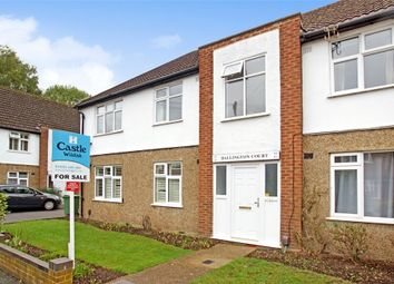 Thumbnail 2 bedroom flat for sale in Dallington Close, Hersham, Walton-On-Thames, Surrey