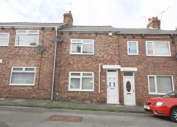 Thumbnail 2 bed terraced house for sale in Provident Street, Newfield, Chester Le Street, County Durham