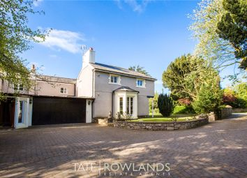 Thumbnail 6 bed detached house for sale in Babell Road, Babell, Holywell, Flintshire