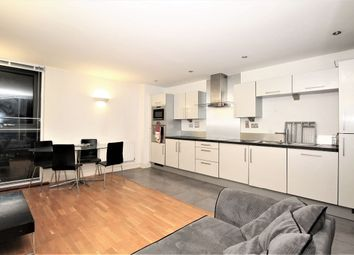 Thumbnail 2 bed flat to rent in Proton Tower, Blackwall Way