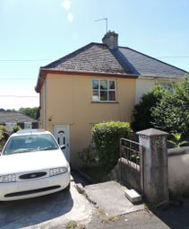 Thumbnail 3 bed semi-detached house for sale in Landreath Place, St. Blazey, Par, Cornwall
