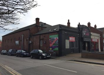 Thumbnail Commercial property for sale in The Pocket Sports Bar, Doncaster Road, Langold, Worksop