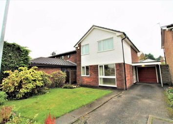 Thumbnail 3 bed detached house for sale in Marle Croft, Whitefield, Manchester