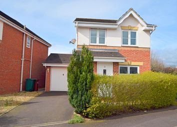 Thumbnail 3 bed detached house for sale in Norman Drive, Culllompton