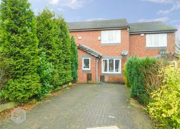 Thumbnail 2 bedroom end terrace house for sale in Wood Edge Close, Farnworth, Bolton, Lancashire