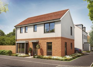 "Thumbnail 3 bed detached house for sale in ""The Clayton "" at Hobbs Cross Road, Harlow"