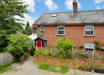 Thumbnail 2 bed semi-detached house for sale in Cheap Street, Compton, Newbury