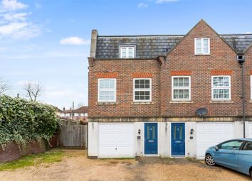 2 bed end terrace house for sale in Woodside Road, Tonbridge TN9