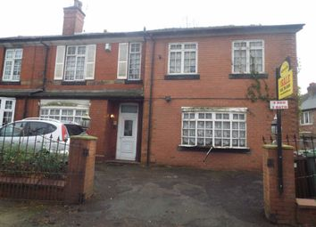 Thumbnail 4 bedroom semi-detached house for sale in Dartmouth Road, Whitefield, Manchester