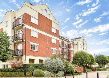 Thumbnail 1 bedroom flat for sale in Corney Reach Way, London