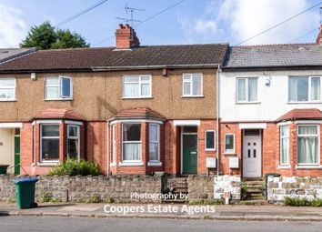 3 bed terraced house to rent in Queensland Avenue, Coventry CV5