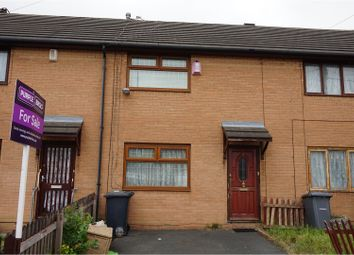Thumbnail 2 bedroom town house for sale in Bolingbroke Street, Bradford