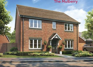 Thumbnail 5 bed detached house for sale in Oaklands Park, Shawbury