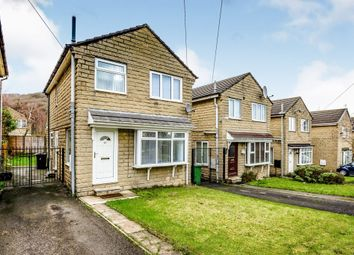 Thumbnail 3 bed detached house for sale in Norwood Road, Birkby, Huddersfield