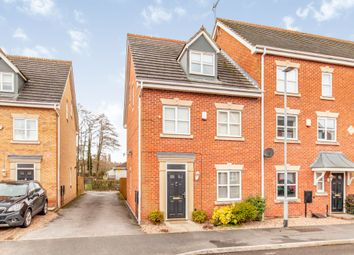 3 bed town house for sale in Riveraine Close, Sutton-In-Ashfield NG17