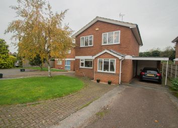 Thumbnail 4 bed detached house for sale in Holme Close, Woodborough, Nottingham