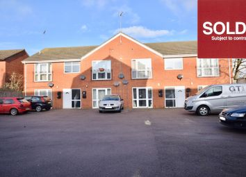Thumbnail 2 bedroom flat for sale in Mill Road, Kettering