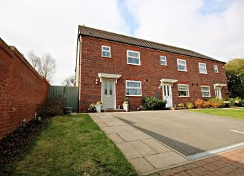 Thumbnail 3 bedroom end terrace house for sale in Fenton Road, Coventry