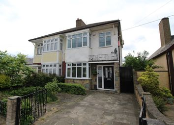 Thumbnail 3 bed semi-detached house for sale in Stanley Road North, Rainham