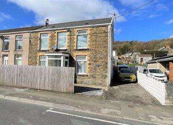 Thumbnail End terrace house for sale in Swansea Road, Trebanos, Pontardawe, Swansea